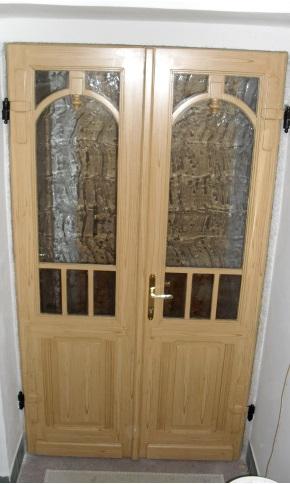 Repase dveří